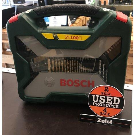 Bosch X-Line 100-delige Accessoire Set | Schroefbitset