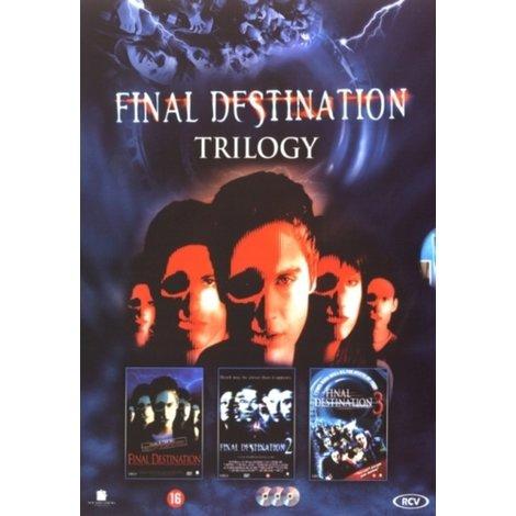 Final Destination TRILOGY 1 t/m 3