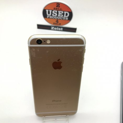 Apple iPhone 6 | 128 GB | Goud
