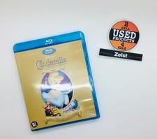 Blu-Ray Disney | Cinderella Assepoester Trilogie
