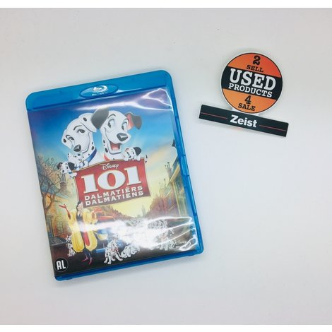 Blu-Ray Disney | 101 Dalmatiers