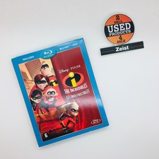 Blu-Ray | The Incredibles (Blu-Ray & DVD)