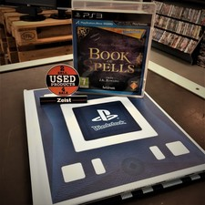 PS3 Book Of Spells | Incl. Wonderbook | Excl. Playstation Move Controller