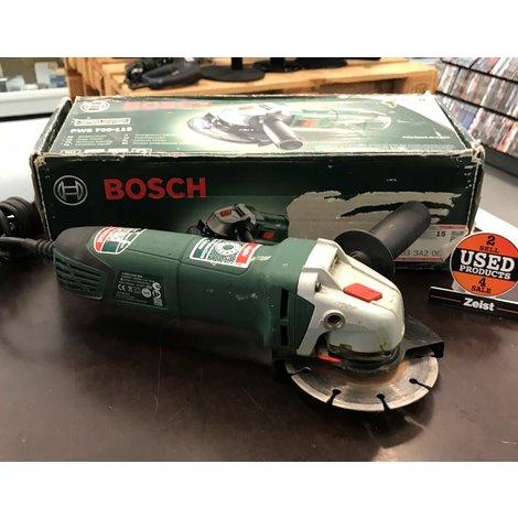 Bosch PWS 700-115   Haakse Slijper