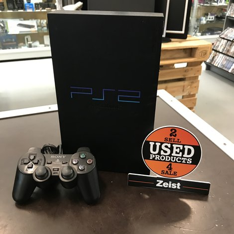 Playstation 2 Phat | Zwart | Speelklaar