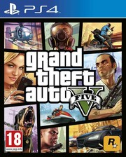 PS4   Grand Theft Auto V (GTA 5)