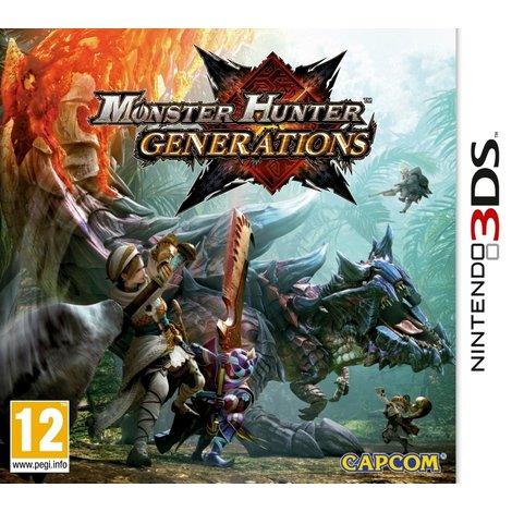 3DS | Monster Hunter: Generations