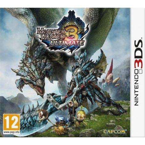 3DS | Monster Hunter 3: Ultimate