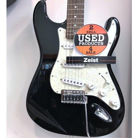 Fender Squier Start | Zwart | Nette Staat