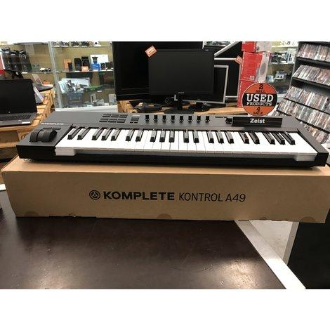 Native Instruments Komplete Kontrol A49 | NIEUW IN DOOS zonder Software
