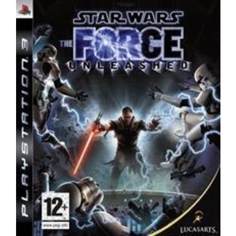 PS3 | Star Wars: The Force Unleashed