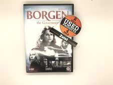 Borgen Seizoen 3 | 4 DVD