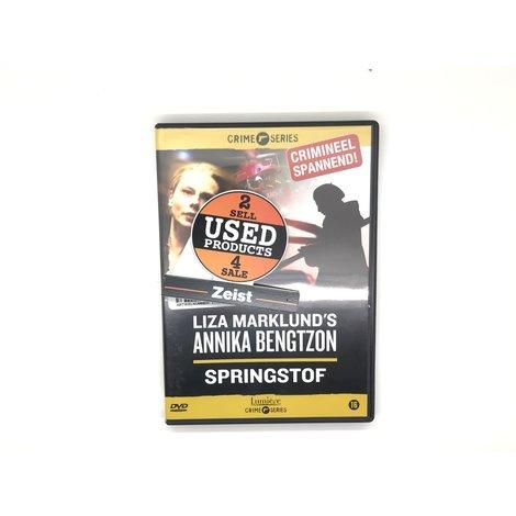 Liza Marklund's Annika Bengtzon Springstof | DVD