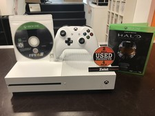 Xbox One s | 500 GB | Wit | Met Spellen | Weekend Deal