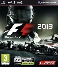 PS3 | F1 2013