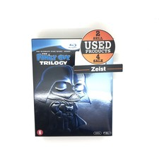 Blu-Ray | The Family Guy Trilogy The Ultimate Star Wars Spoof | ALS NIEUW