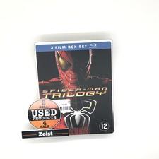 Blu-Ray | Spiderman Trilogy 3-film Box Set | ALS NIEUW