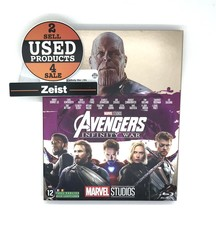 Blu-Ray | Avengers Infinity War | Als Nieuw