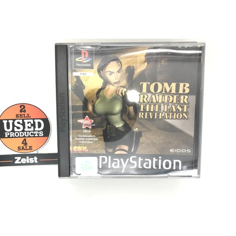 PS1 | Tomb Raider: The Last Revelation