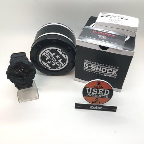 Casio G-Shock 35th Anniversary Limited Edition GA-735A-1AER Zwart Goud | ALS NIEUW