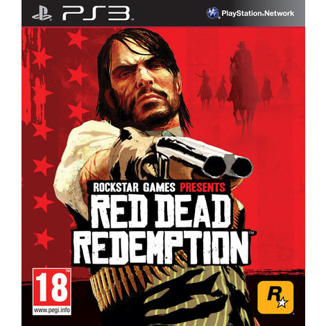PS3 | Red Dead Redemption