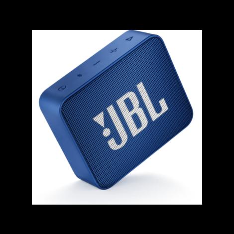 JBL Go 2+ | Blauw | NIEUW