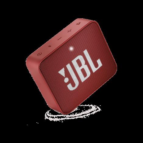 JBL GO 2+ | Rood | Nieuw