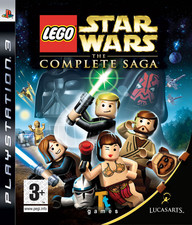 PS3 | LEGO Star Wars: The Complete Saga