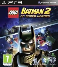 PS3   LEGO Batman 2: DC Super Heroes