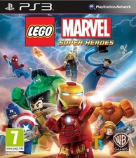 PS3 | LEGO Marvel Super Heroes