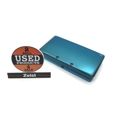 Nintendo 3DS | Blauw / Zwart