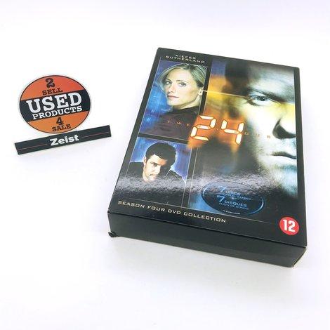 24 Seizoen 4 | 7 DVD box