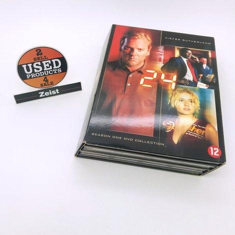 24 Seizoen 1   7 DVDbox