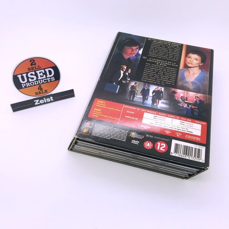 24 Seizoen 1 | 7 DVDbox