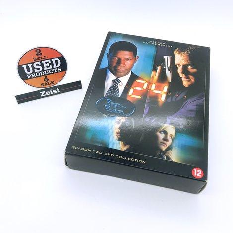 24 Seizoen 2 | 7 DVDbox