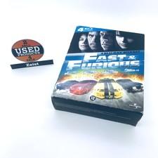 BluRay Fast & Furious 1-4 Boxset