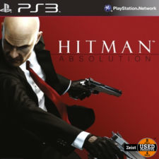 PS3 | Hitman Absolution Benelux Edition