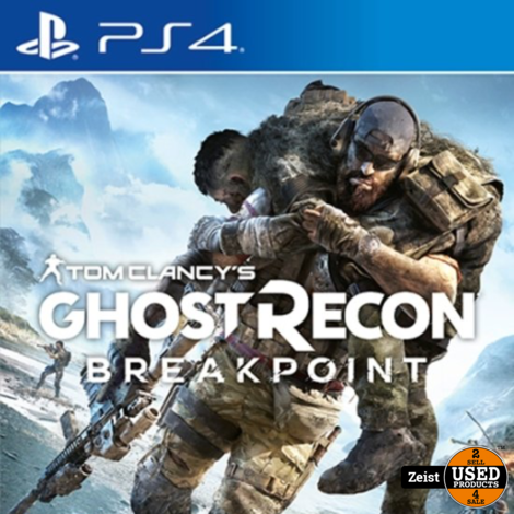 PS4 | Ghost Recon Breakpoint