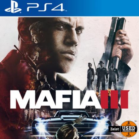 PS4 | Mafia 3