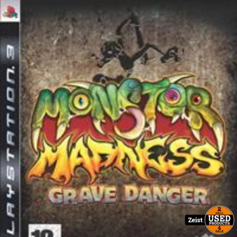 PS3 | Monster Madness: Grave Danger