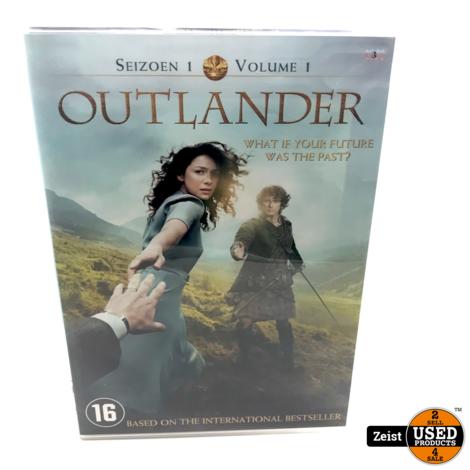 Outlander - Seizoen 1 (Deel 1 & 2)