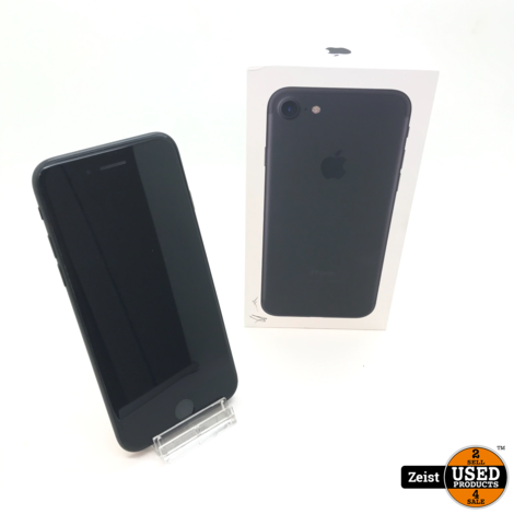 Apple iPhone 7 | 32 GB | Zwart