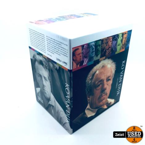 Ko van Dijk Boek Een Hommage 10 DVD + Boekje