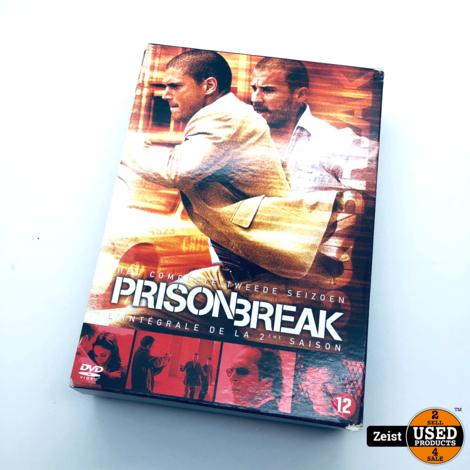 Prison Break Seizoen 2   DVD