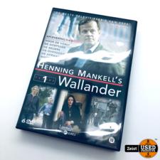 Wallander - Seizoen 1 | DVD