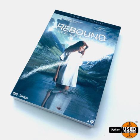 Rebound / Les Revenants - Seizoen 1 | NL Ondertiteld | 3 DVD