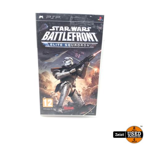 PSP | Star Wars: Battlefront - Elite Squadron