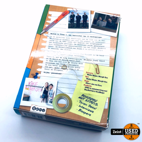 Toren C | Seizoen 1 t/m 3 | DVD Box