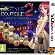 3DS New Style Boutique 2: Fashion Forward
