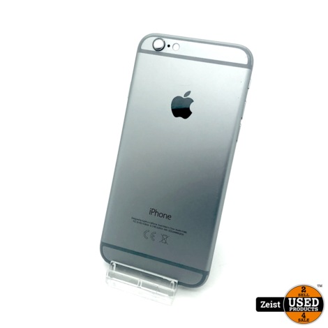 Apple iPhone 6 32GB | Zwart